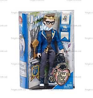 Детская кукла Ever After High серии «Сказочные королевичи», CBR49, toys