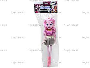 Детская кукла Fashion Girl, 109-1/2/3/4, toys