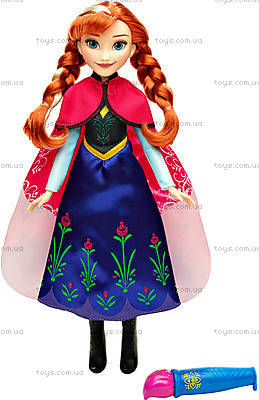 Детская кукла «Холодное Сердце», в наряде, B6699, отзывы
