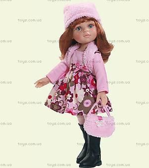 Детская кукла «Кристи» с сумкой, 04541