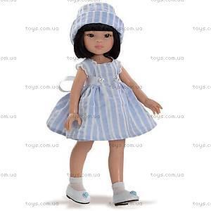Детская кукла «Лилу» в голубом, 04581