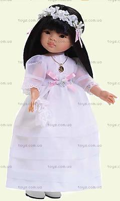 Детская кукла «Лилу» в праздничном, 04800