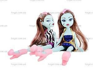 Детская кукла Monster Girl, FB003-356, детские игрушки