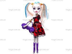 Детская кукла Monster High с аксессуарами, JCQ23-8