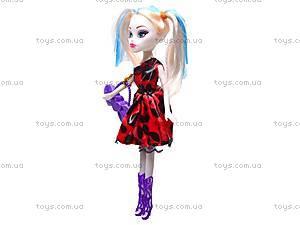 Детская кукла Monster High с аксессуарами, JCQ23-8, купить