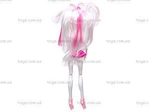 Детская кукла Monster High, с аксессуарами, 668E+, купить