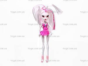 Детская кукла Monster High, с аксессуарами, 668E+, фото