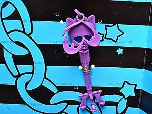 Детская кукла Monster High, с аксессуарами, 668E+, магазин игрушек
