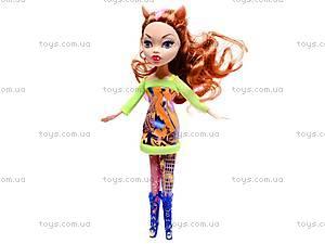 Детская кукла «Монстер Хай», M12388, игрушки
