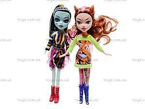 Детская кукла «Монстер Хай», M12388, магазин игрушек