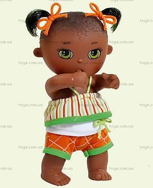 Детская кукла «Мулатка-малышка», 11461