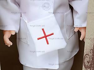 Детская кукла «Милана Доктор», B207, купить