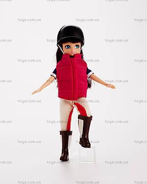 Детская кукла Lottie «Наездница на пони», LT001