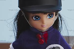 Детская кукла Lottie «Наездница на пони», LT001, детские игрушки