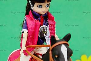 Детская кукла Lottie «Наездница на пони», LT001, магазин игрушек