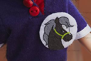 Детская кукла Lottie «Наездница на пони», LT001, toys.com.ua