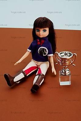 Детская кукла Lottie «Наездница на пони», LT001, toys