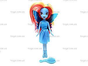 Детская кукла-пони My Little Pony, Y661, фото