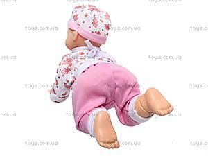 Детская кукла-пупс, 3337-6, купить