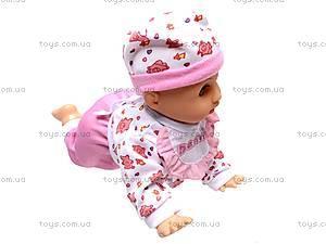 Детская кукла-пупс, 3337-6, фото