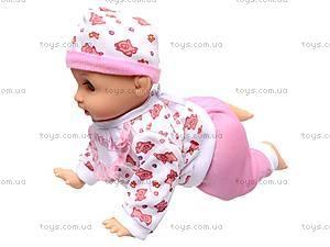 Детская кукла-пупс, 3337-6, отзывы