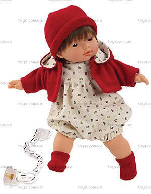 Детская кукла-пупс «Альваро», 33231