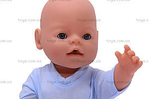 Детская кукла-пупс Baby Doll, 8002-10, игрушки