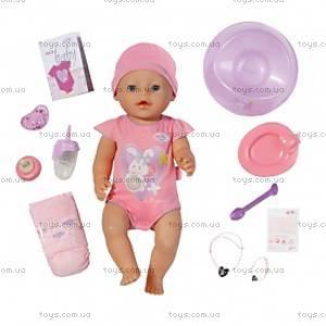 Детская кукла-пупс Baby Born «Очаровательная малышка», 820414