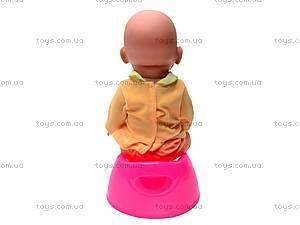 Детская кукла-пупс Baby Doll, с аксессуарами, 058-7, купить