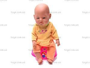 Детская кукла-пупс Baby Doll, с аксессуарами, 058-7, отзывы
