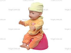 Детская кукла-пупс Baby Doll, с аксессуарами, 058-7, toys.com.ua