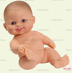 Детская кукла-пупс «Девчушка» без одежды, 31007