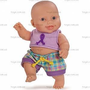 Детская кукла-пупс, европеец, 01104