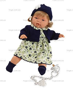 Детская кукла-пупс «Жоель», 38266
