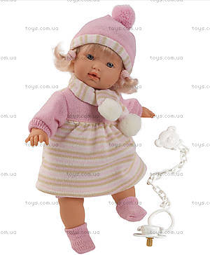 Детская кукла-пупс «Кэрол», 33304