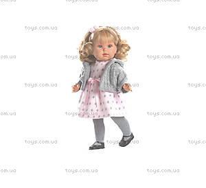 Детская кукла-пупс «Лаура», 54506