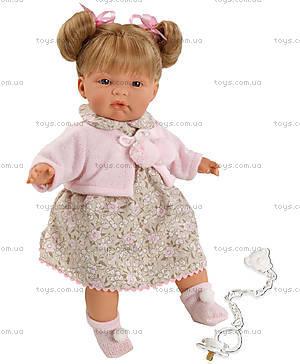 Детская кукла-пупс «Лючия», 38264