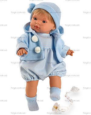 Детская кукла-пупс «Люк», 38513