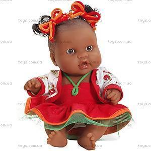 Детская кукла-пупс «Мулат», 01114