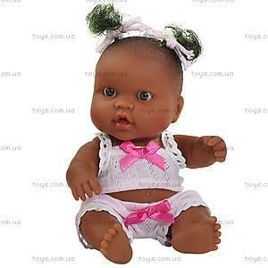Детская кукла-пупс «Мулатик», 21104