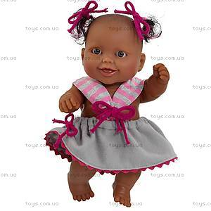 Детская кукла «Пупс-мулатка», 21110