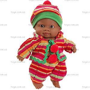 Детская кукла-пупс «Мулатка», 01113
