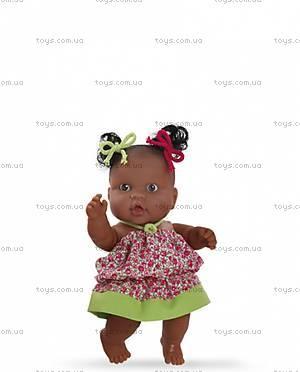 Детская кукла-пупс мулатка, 01102