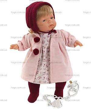 Детская кукла-пупс «Регина», 38270