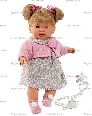 Детская кукла-пупс «Роберта», 42228