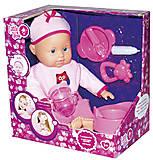 Детская кукла  «Пупс с аксессуарами» розовый, F1806-1, фото