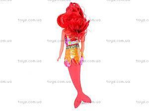Детская кукла-русалка, 108, купить