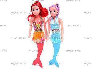 Детская кукла-русалка, 108