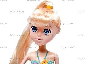 Детская кукла-русалка Clara, 12031A, фото