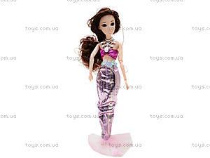Детская кукла-русалка Mermaid, QJ030D, фото
